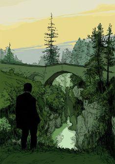 Ilustração de Maximillien Leroy Nietzsche Quotes, Traditional Ink, Dark Photography, Classic Collection, Comic Books Art, Storytelling, Mystic, Graphic Art, Anime Art