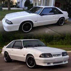 1993 LX #Mustang