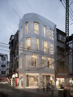 Old Building Renovation on Zhenbang Road,© Eiichi Kano