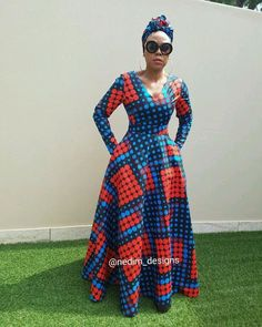 African Print Dresses Nedim Osmanovic designs – African Fashion Dresses - African Styles for Ladies African Dresses For Women, African Print Dresses, African Attire, African Wear, African Fashion Dresses, African Women, African Style, African Prints, Ankara Fashion