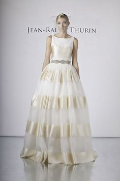 Fall Bridal Collection 2014 - Jean Ralph Thurin | Luxury Bridal Design House - Jean Ralph Thurin | Luxury Bridal Design House