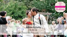 Featured Real Wedding: Ashlee & Pablo is published in Real Weddings Magazine's Summer/Fall 2015 Issue! Photos by www.melaniesoleil.com. For more photos and their full list of wedding vendors, visit: www.realweddingsmag.com/?p=52859