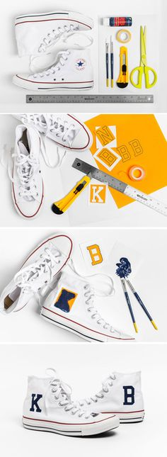 personalized kicks... obsessed!