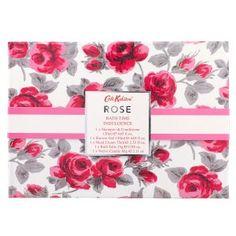 Cath Kidston Painted Rose Bath Time Indulgence Gift Box