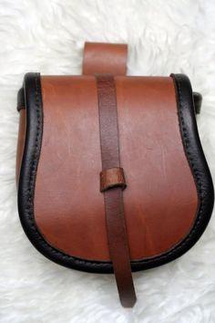viking birka belt pouch by ~hollow-reenact