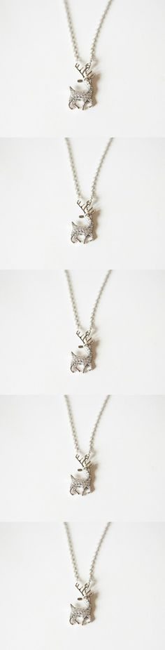 Sika Deer Pendant Necklace! Click The Image To Buy It Now or Tag Someone You Want To Buy This For. #Hunting