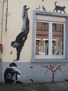 154c7e64cd138f 11 meilleures images du tableau Jeff Aérosol | Street Art, Artist et ...