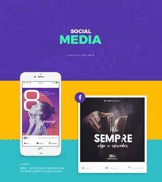 Confira este projeto do @Behance: \u201cSBIE - Social Media Collection\u201d https://www.behance.net/gallery/50114139/SBIE-Social-Media-Collection