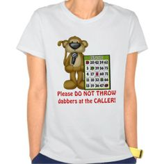 Bingo Caller Monkey womens t-shirt In our offer link above you will seeReview          	Bingo Caller Monkey womens t-shirt Review on the This website by click the button below...