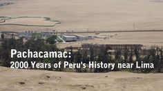 Pachacamac: 2000 Years of Peru's History near Lima - http://dare2go.com/pachacamac-2000-years-peru-history-near-lima/ - 30Km south of Lima you find the lesser known archaeological site of Pachacamac, which covers nearly 2000 years of Peru's history and four distinct cultures. The post Pachacamac: 2000 Years of Peru's History near Lima appeared first on dare2go.   #overland #overlanding #adventuretravel #travel #Peru