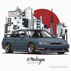 Nissan Silvia S14 (200SX) Kouki