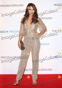 "Vanessa Hudgens at London premiere of ""Frozen Ground"""