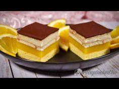 Érdekel a receptje? Kattints a képre! Küldte: Receptneked Winter Food, Tiramisu, Cheesecake, Food And Drink, Cupcakes, Sweets, Snacks, Ethnic Recipes, Youtube