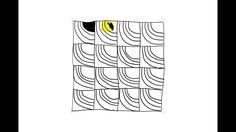 Zentangle Patterns   Tangle Patterns? -  Beelight
