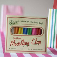 Modelling Clay For Children At Weddings - The Wedding of My Dreams
