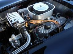 1965 SHELBY COBRA CONTINUATION ROADSTER - Engine - 161538