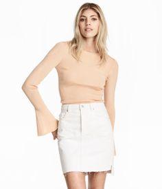 H&M Denim Skirt #ad