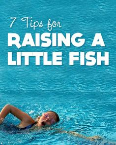 {Raising a Little Fish} Would like to get my kids in swim lessons.any of your kids swimming this fall/winter? Baby Swimming, Swimming Tips, Swimming Styles, Swimming Workouts, Learn To Swim, Swim Lessons, Swimming Lessons For Kids, Little Fish, Raising Kids