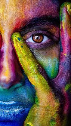 My World of Colours: Photo Rainbow Colors, Vibrant Colors, Colours, World Of Color, Color Of Life, Foto Top, Color Inspiration, Color Splash, Bunt