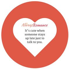 It's so cute when this happens! #Love #Romance Romance Quotes, Staying Up Late, Stay Up, Romance And Love, Talking To You, When Someone, True Love, Love Quotes, Relationships