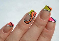 21 Cool Nail Art Ideas