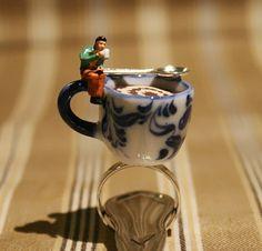 Kaffee-Ring *Der Genießer*
