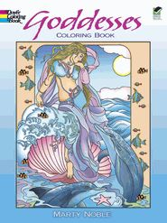 goddess coloring book and other pagan kids books