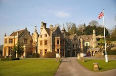 manor house castle combe - Google Search