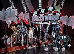 Glimmer Of Hollywood Theme Kit, Hollywood Glimmer Prom Kit