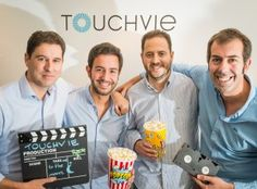 La startup española Touchvie, seleccionada para el concurso TiE50 en Silicon Valley | EFE Emprende