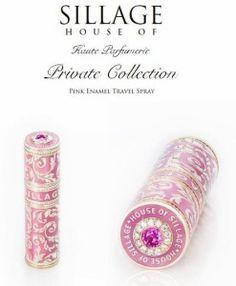 Pink Enamel de House of Sillage, una joya hecha #fragancia - #Perfumes de #lujo
