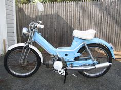 baby blue puch maxi