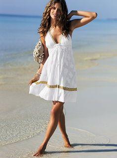 Victoria's Secret Plaj Elbiseleri