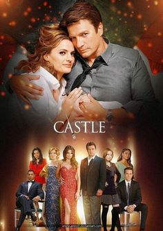 I made This artwork last year 2012 for HEAT NEWS - France Heat News > [link] and [link] Hope all of you like it. Better half of me - CASTLE - Heat News Tv Castle, Castle 2009, Castle Series, Castle Tv Shows, Castle Beckett, Castle Movie, Best Tv Shows, Best Shows Ever, Ncis