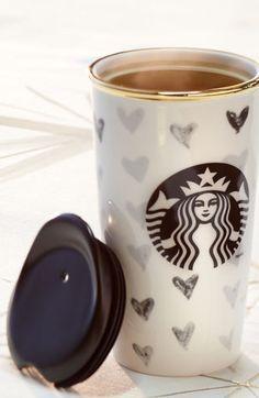 starbucks thermal coffee mugs girly - Google Search