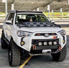 Toyota Tacoma 4x4, Toyota 4runner Trd, Toyota Trucks, Lifted Trucks, Stylish Alphabets, Black Betty, Car Goals, Stance Nation, Custom Trucks
