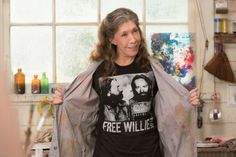 Are You More Like Grace or Frankie? - Are you the Jane Fonda or Lily Tomlin type? - Quiz