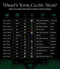 Celtic Symbol Signs And Meaning - Celtic Symbols and Irish Astrology. Celtic Astrology, Astrology Signs, Astrology Chart, Horoscope Signs, Astrology Zodiac, Celtic Signs, Celtic Zodiac Signs, Zodiac Signs Symbols, Celtic Tree