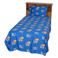 College Covers Collegiate Printed Sheet Set - Solid -
