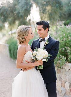 Herb Garden Inspired Wedding at Ojai Valley Inn  Read more - http://www.stylemepretty.com/2014/03/10/herb-garden-inspired-wedding-at-ojai-valley-inn/
