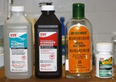 Save money and make your own Tend Skin in grown hair treatment with ingredients you can find at your local drug store.