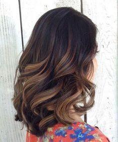 Gorgeous Spring Hair Color Ideas For Brunette 18