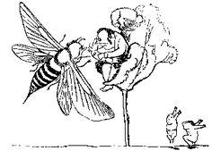There was an Old Man in a tree, Who was horribly bored by a Bee; When they said, 'Does it buzz?' He replied, 'Yes, it does!' 'It's a regular brute of a Bee!'