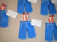 Jean's Crafty Corner: Smartie Pants Kindergarten Graduation Treats