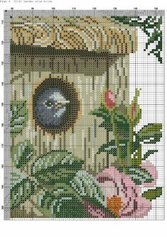 Gallery.ru / Foto # 4 - Ptashnik - ttt78 Casa de passarinhos 06