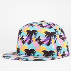 NEFF Palms Mens Snapback Hat 209103957 | Snapbacks | Tillys.com