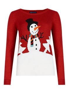Christmas Jumpers | snowman