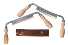 Lie-Nielsen Drawknife with Leather Case