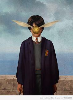 Magritte Potter