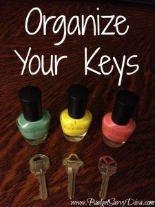 First I need to figure out which keys actually go to something that I still have - ha